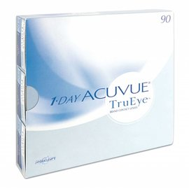Johnson & Johnson 1 Day Acuvue TruEye 90-pack