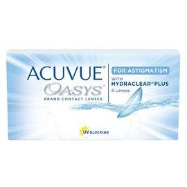 Johnson & Johnson Acuvue Oasys para Astigmatismo 6-pack