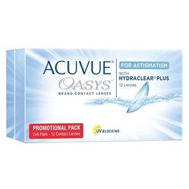 Johnson & Johnson Acuvue Oasys para Astigmatismo 12-pack