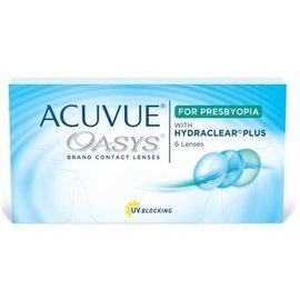 Johnson & Johnson Acuvue Oasys para Presbyopia 6-pack