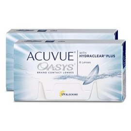 Johnson & Johnson Acuvue Oasys 12-pack