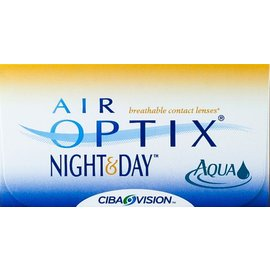 Alcon / Ciba Vision Air Optix Aqua Night & Day 6-pack