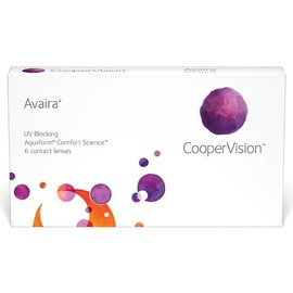 Coopervision Avaira 6-pack
