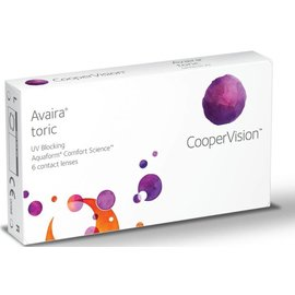 Coopervision Avaira Toric 6-pack