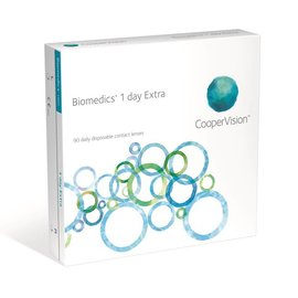 Coopervision Biomedics 1 Day Extra 90-pack