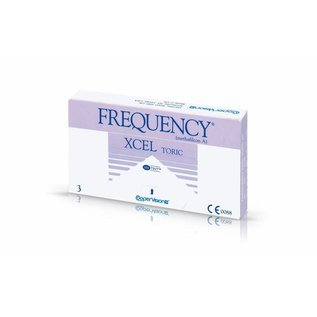Coopervision Frequency Xcel Toric 3-pack