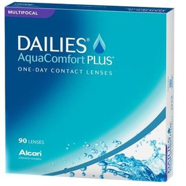 Alcon / Ciba Vision Dailies AquaComfort Plus Multifocal 90-pack