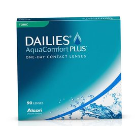 Alcon / Ciba Vision Dailies Aqua Comfort Plus Toric 90-pack