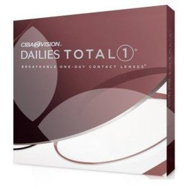 Alcon / Ciba Vision Dailies Total 1 90-pack