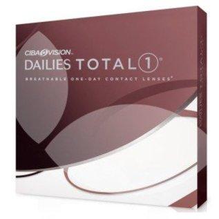 Alcon / Ciba Vision Dailies Total 1 90-pack