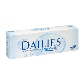 Alcon / Ciba Vision Dailies All Day Comfort 30-pack