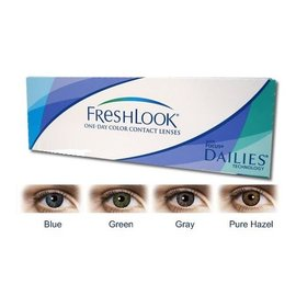 Alcon / Ciba Vision Freshlook One Day 10-pack