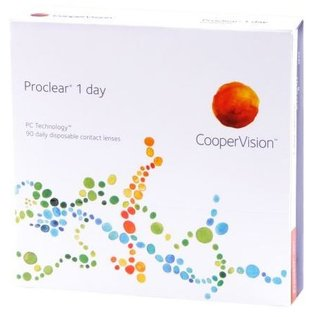 Coopervision Proclear 1 Day 90-pack