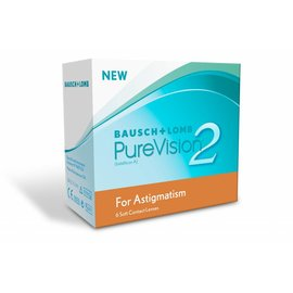 Bausch & Lomb PureVision 2 for Astigmatism