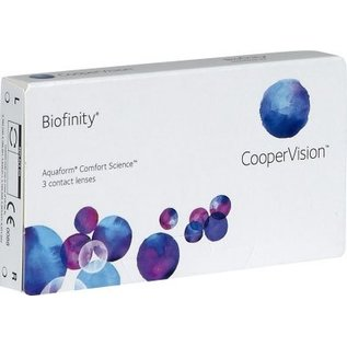 Coopervision Biofinity 3-pack