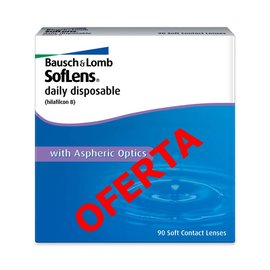 Bausch & Lomb SofLens Daily Disposable 90 OFERTA