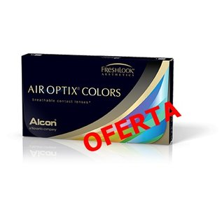 Alcon / Ciba Vision AOA Colors 2pk oferta