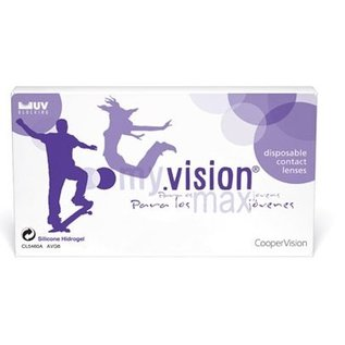 Coopervision MyVision Max 6-pack