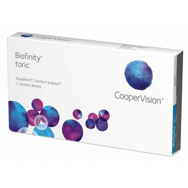 Coopervision Biofinity Toric 3-pack