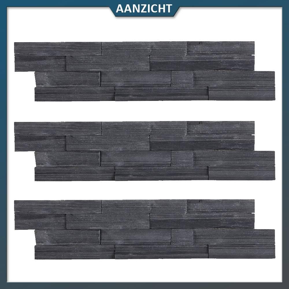 Steenstrip zwart - Zwart granieten werkblad prijs ...