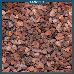 Rode mijnsplit 16-22 mm