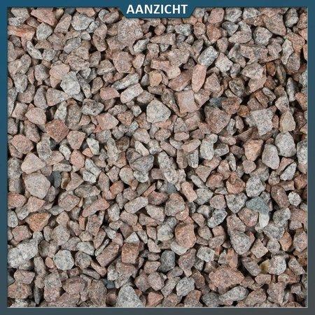 Schots graniet rood 8-16 mm