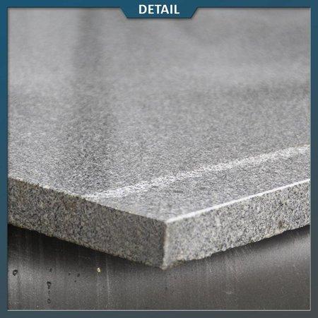 Graniet Tegel 60x60x3 cm antra gezoet