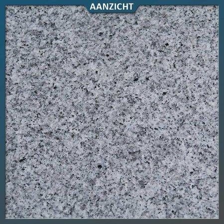 Graniet tuintegel G603 Gevlamd/geborsteld