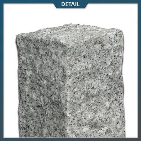 Palissade Graniet G654 Antraciet 12x12 cm