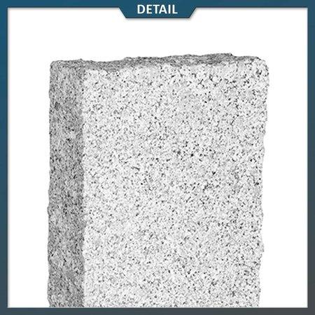 Palissade Graniet G603 lichtgrijs 10x25 cm