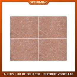 Graniet Tegel Porfier Rood 40x60x3 cm