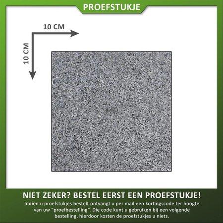 Proefstuk Graniet Antra Gevlamd