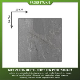 Proefstuk Zandsteen Autumn Grey