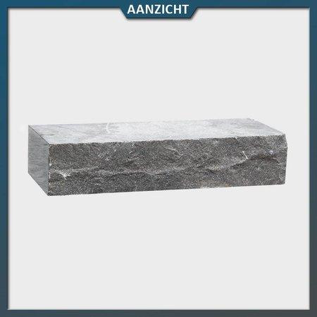 Stapelblok Chinees Hardsteen 40x16x8 cm