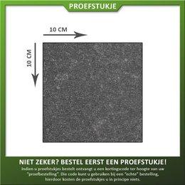 Proefstukje Keramiek Belgisch hardsteen look