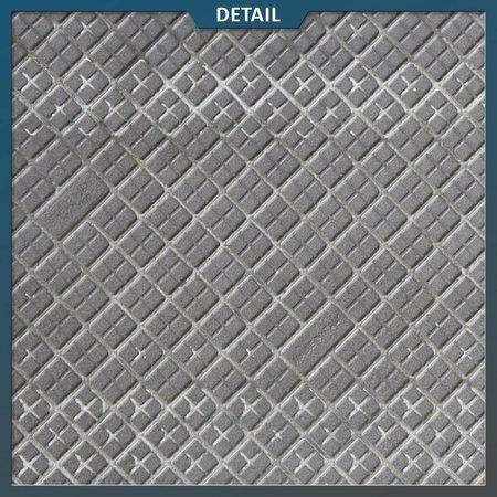 Keramische tegel Leiden 60x60x2 cm