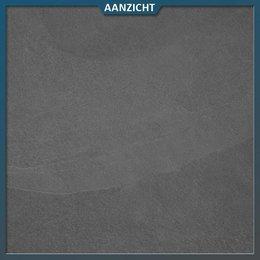 Keramische tegel mustang black 60x60x2 cm