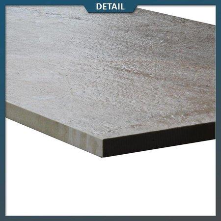 Keramische tegel Amersfoort 45x90x2 centimeter
