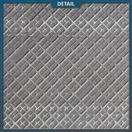 Keramische tegel Roermond 45x90x2 centimeter