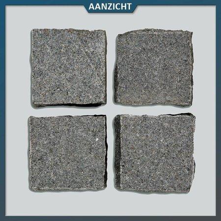 Graniet Antraciet Kinderkoppen 10 x 10 x 8 centimeter