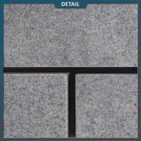 Natuursteen klinker Graniet antra 20x10x5 cm