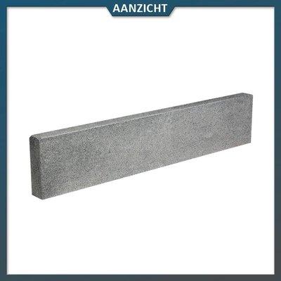 Opsluitband Graniet Antraciet gevlamd