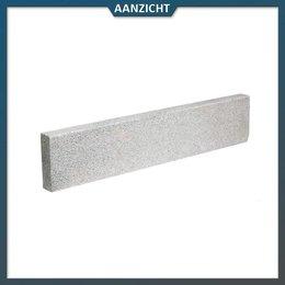Opsluitband Graniet Grijs met facet