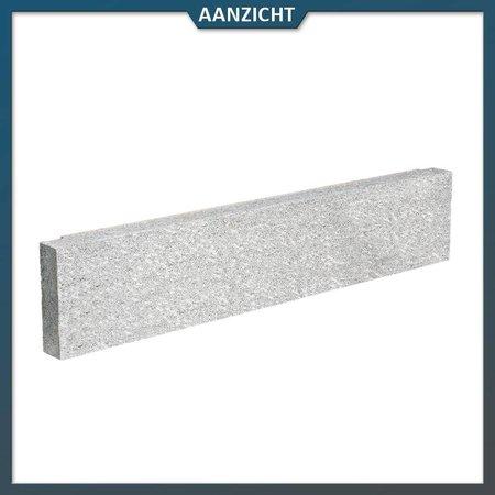 Opsluitband Graniet lichtgrijs