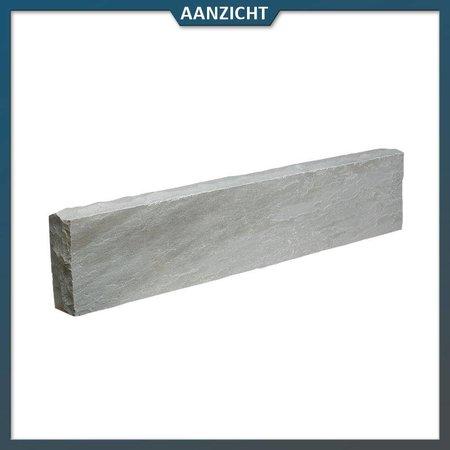 Opsluitband Zandsteen Autumn Grey 8x20x100 cm