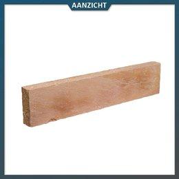Opsluitband Zandsteen Modak 8x20x100 cm