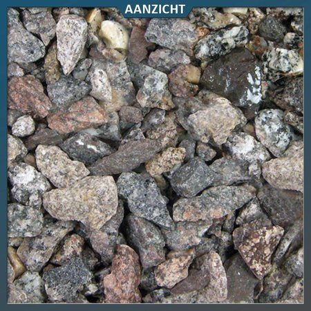 Brons graniet split 16-22 mm