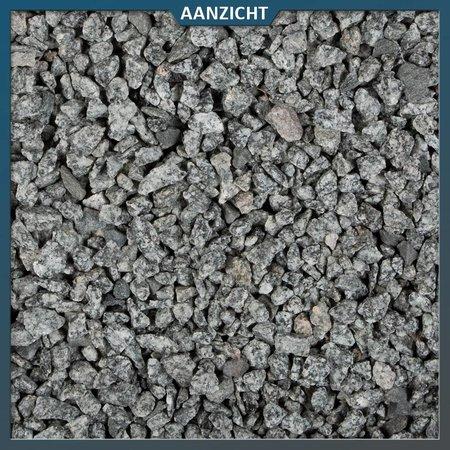 Graniet split grijs 32-56 mm
