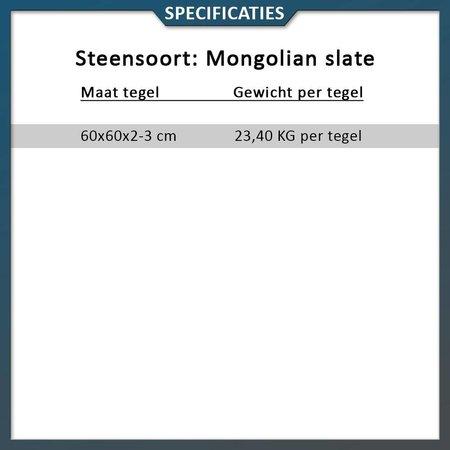 Mongolian Slate Breukruw