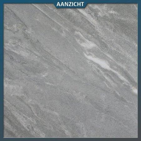 Keramische tegel Aalsmeer 60x60x2 cm